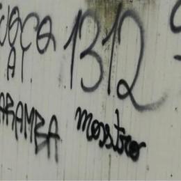 Scritte contro i militari nell'anniversario di Nassiriya