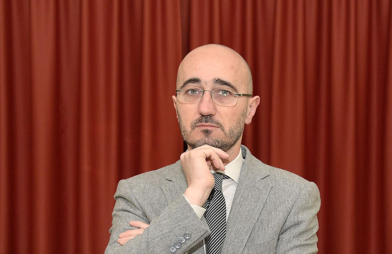Il vicesindaco Lorenzo Maggi