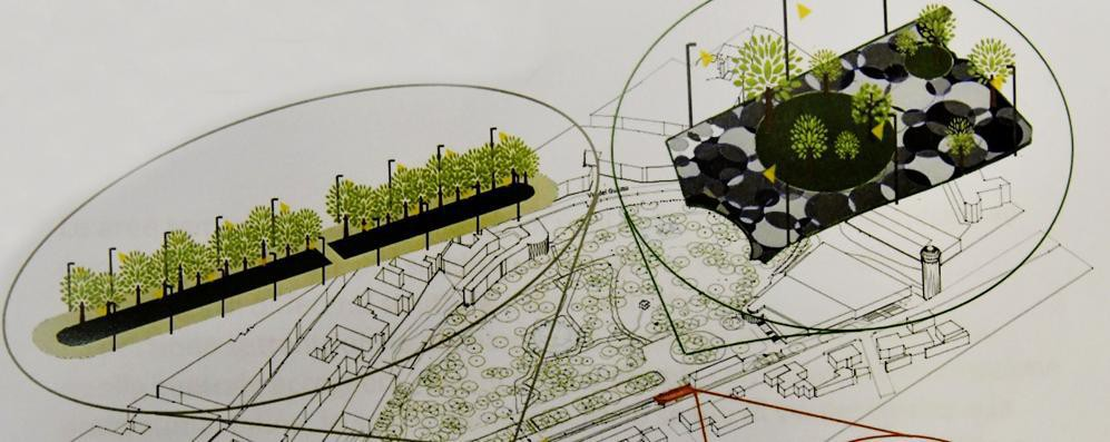 Lodi - Isola Carolina, ecco il nuovo progetto: spazi per i bambini e un'area cani