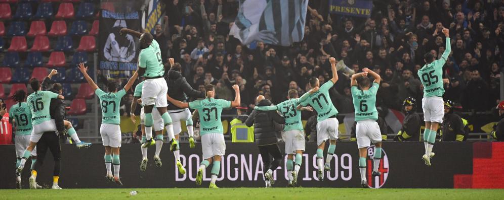 L'Inter si butta via a Dortmund: gran primo tempo, poi il Borussia rimonta e vince 3-2