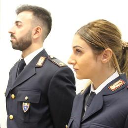 Sedarono una rissa fuori servizio a Casale, premiati tre agenti della Stradale