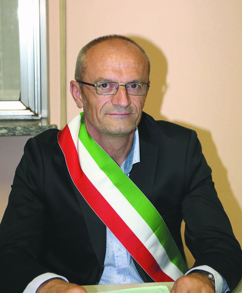 Il sindaco Ghidelli