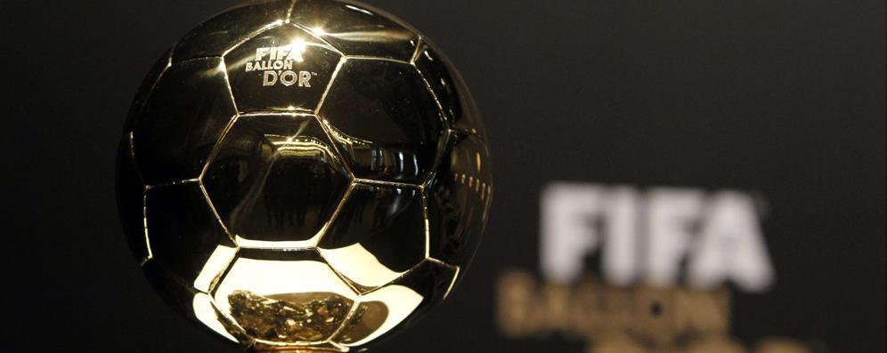 Messi è  Pallone d'oro