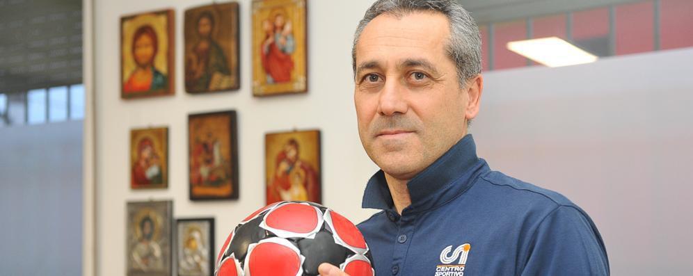 Don Grecchi tra sport e comunità cristiane