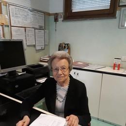 Mulazzano, archivista a 92 anni: «È più precisa di un computer»