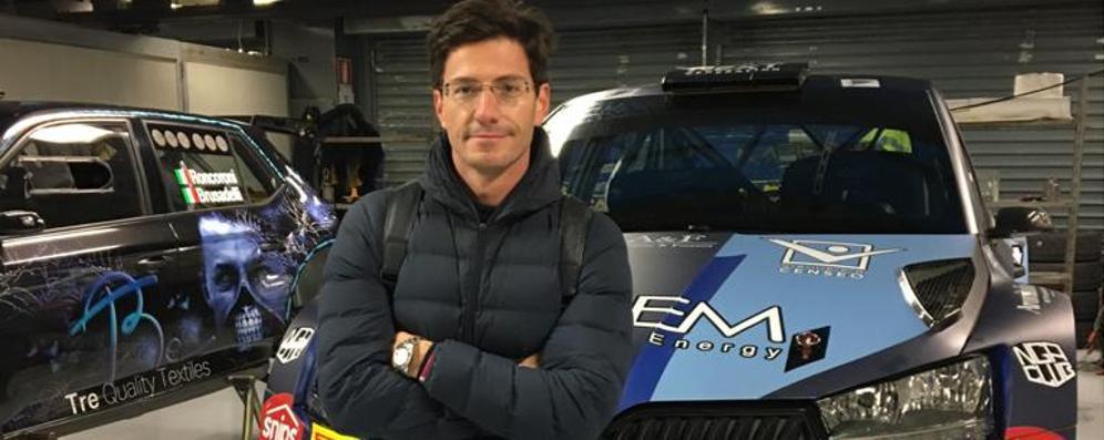 """Monza Rally senza il """"dottore"""", ma ci sarà Michele Bartyan"""