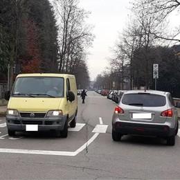 Melegnano: sosta selvaggia e strade usate come scorciatoia, via libera alla Ztl