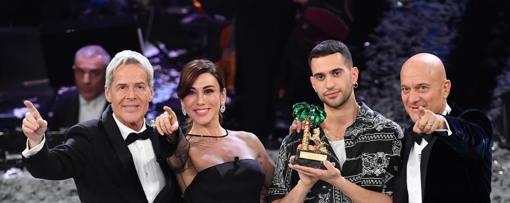 Giurie e voto popolare: coda polemica a Sanremo