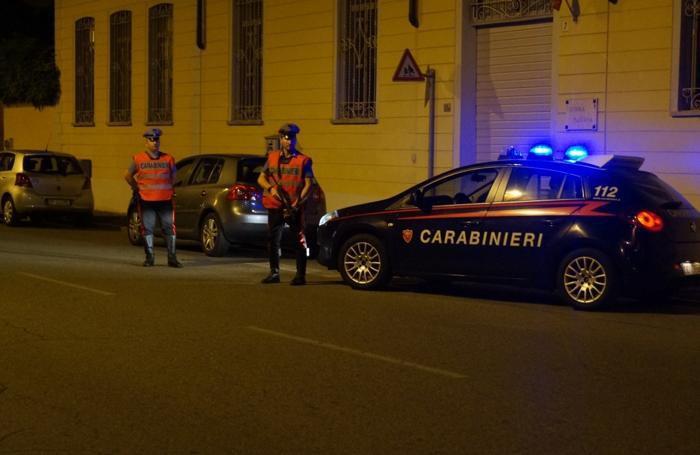 Carabinieri in azione a Codogno