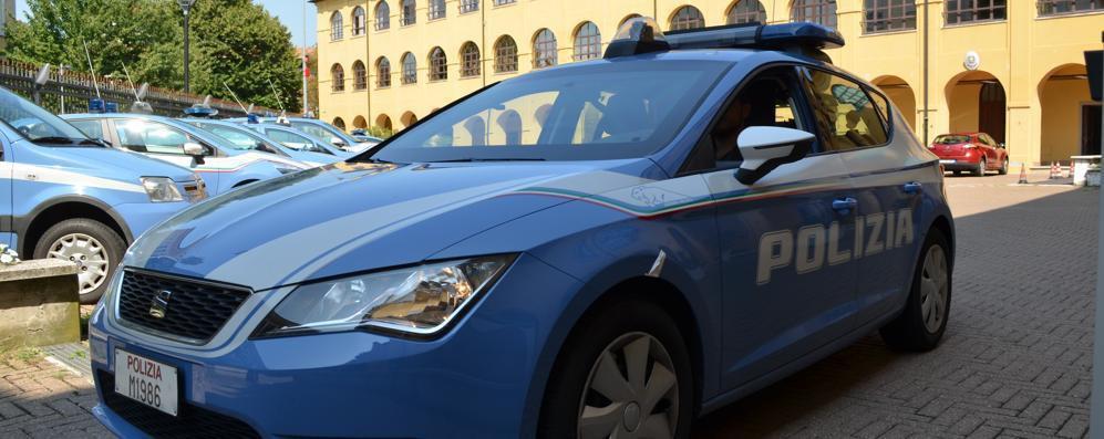 Ruba l'auto a noleggio, rintracciato in Puglia
