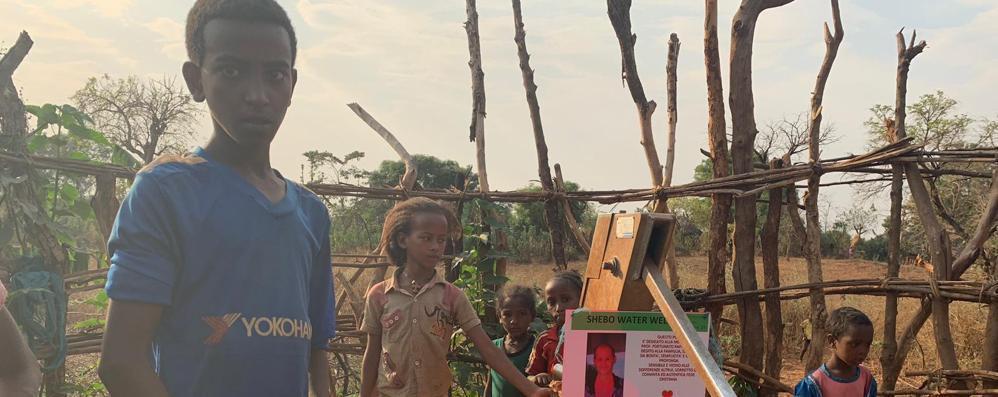 Sette nuovi pozzi attivi in Etiopia per ricordare Andrea De Nando