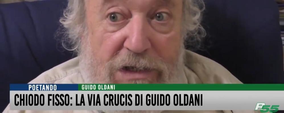 La Via Crucis di Guido Oldani