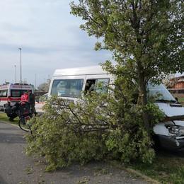 San Martino, dopo l'incidente, il servizio scuolabus va a un'altra ditta