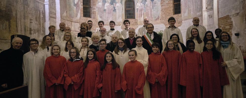 Un concerto mariano in basilica: omaggio in musica a San Bassiano