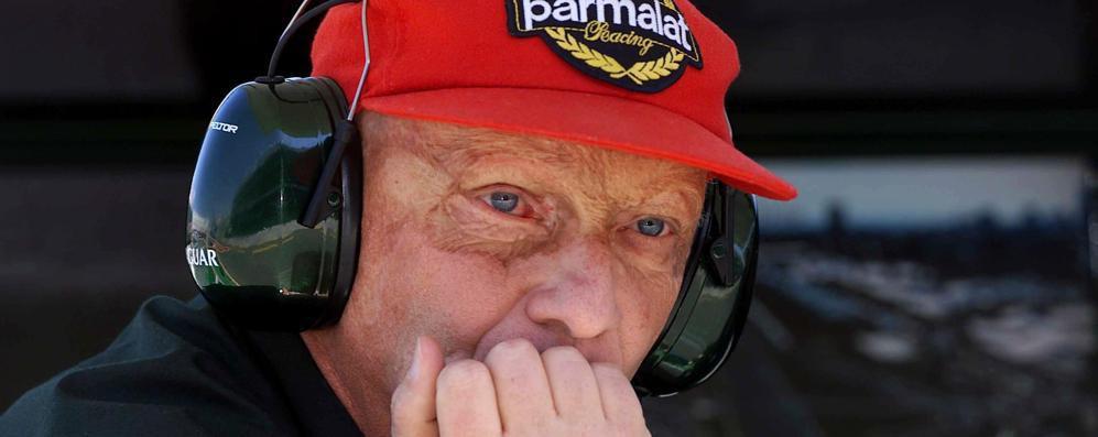 Addio Niki Lauda, campione ad alta velocità