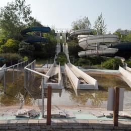 Lo scempio dell'Acquapark arriva sul tavolo del nuovo sindaco di Pantigliate