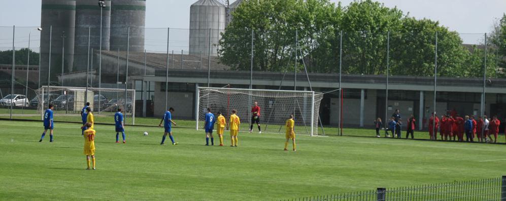Giovanissimi di Lodi in finale