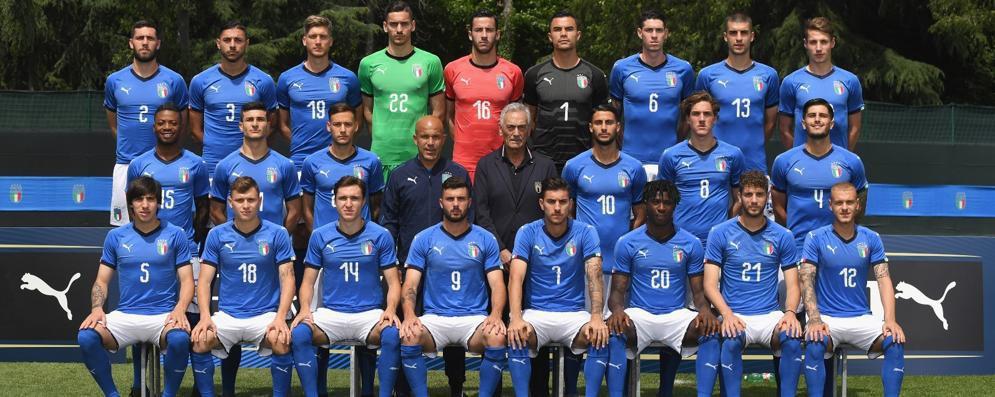 """L'Italia di Di Biagio abbraccia i suoi """"big"""""""