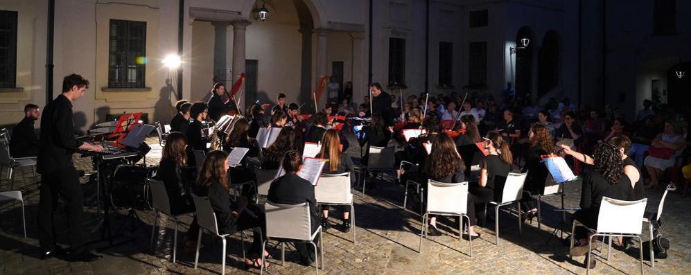 """La Bassa si scalda con """"Paesi in Musica"""""""