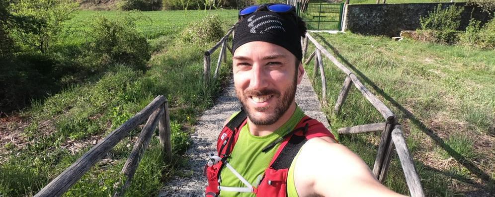 Un'impresa da 120 km sulle Dolomiti per donare un sorriso ai bimbi in ospedale