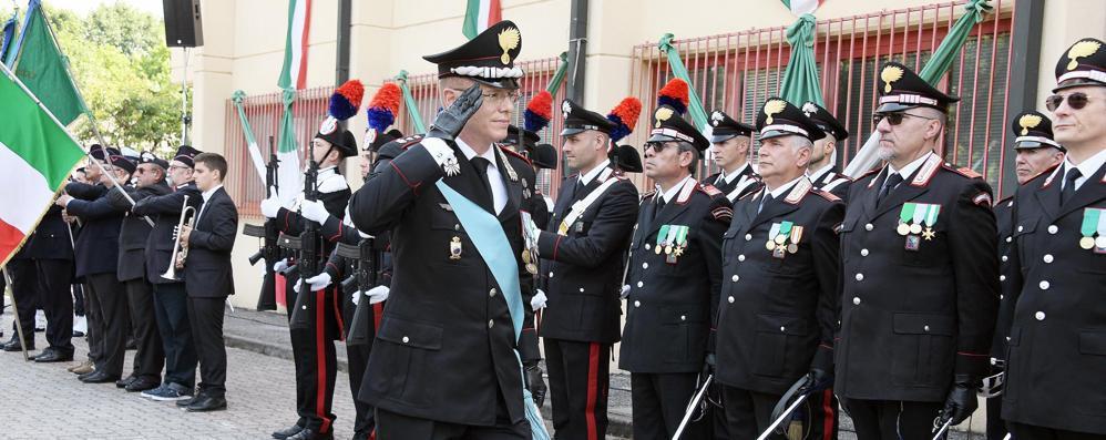 Per i carabinieri 200 arresti in un anno