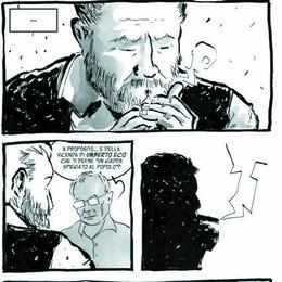 La leggenda di Brera diventa un fumetto