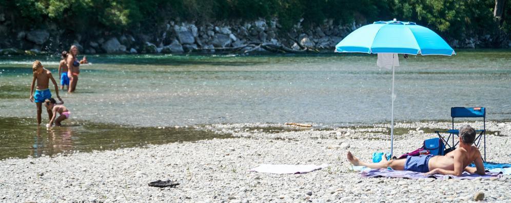 """Il """"mare di Lodi"""": viaggio sui gerali in un week end di metà agosto"""