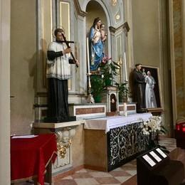 Furto nella chiesa di Fombio, rubate le coroncine dalla statua della Madonna