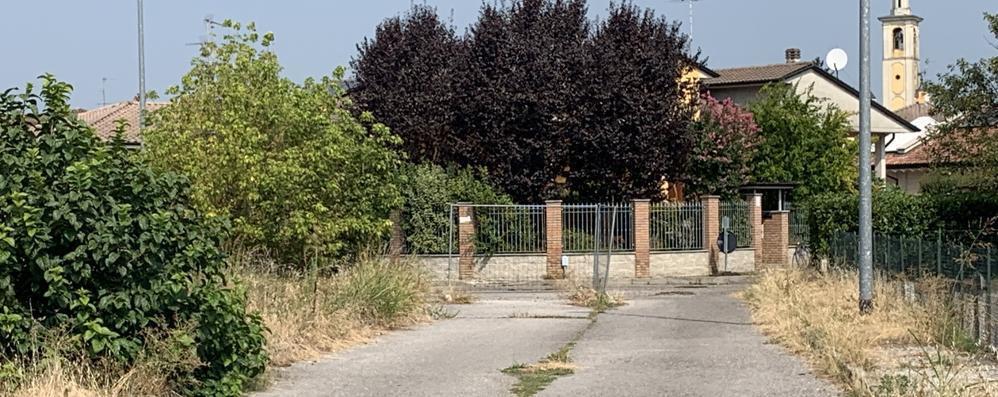 Castiglione, via Gramsci ancora chiusa a 10 anni dai primi cantieri