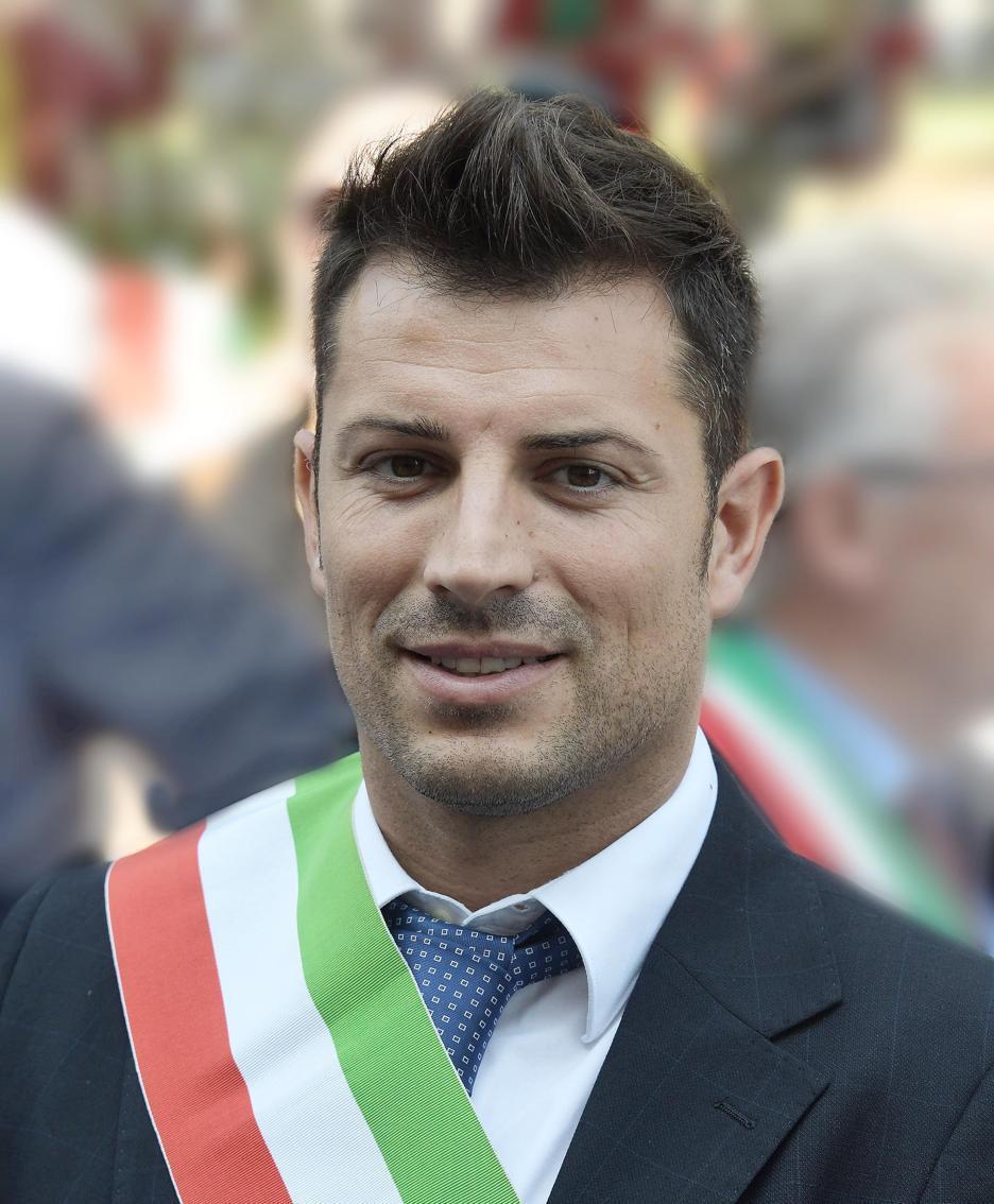 Il sindaco di Maleo Sguazzi