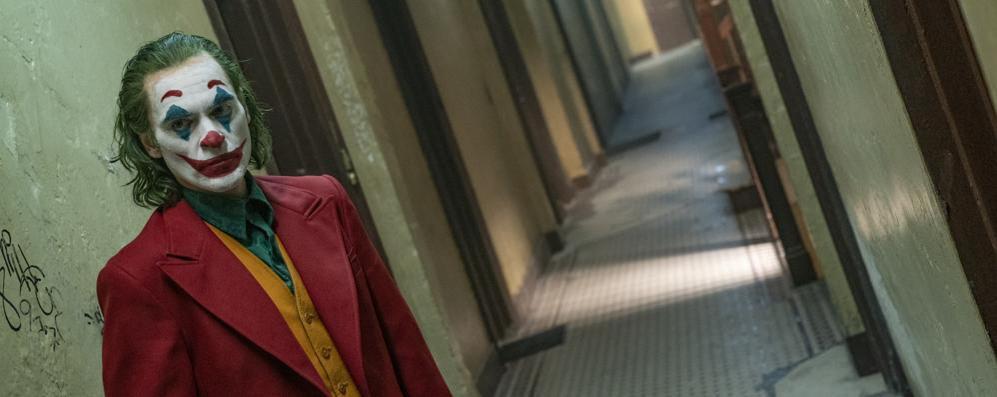 Il Joker di Joaquin Phoenix, maschera tragica da premio Oscar