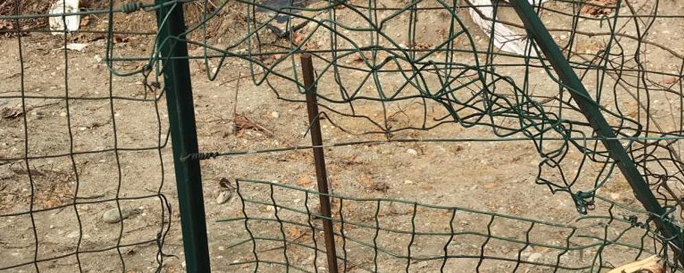 La piazzola ecologica di Paullo è una terra di nessuno in mano alle bande dei rifiuti