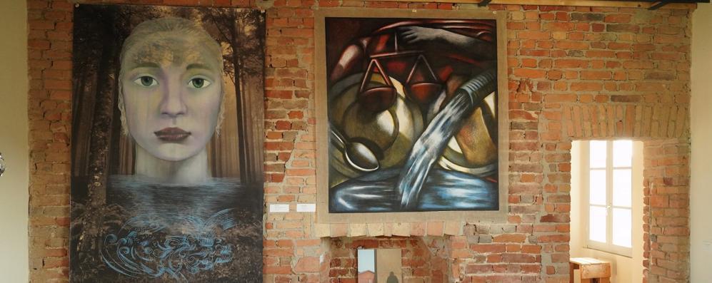 L'arte racconta il pianeta e la fede