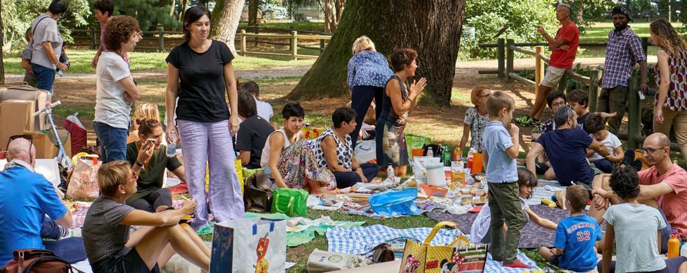 """Partite da Villa Braila le giornate verdi per """"riprendersi"""" i parchi cittadini"""