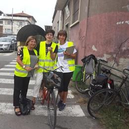 Melegnano, numeri da record per i cittadini in bicicletta