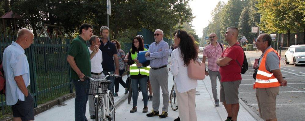 La ciclabile tra San Donato e Peschiera si prepara a scavalcare il Lambro