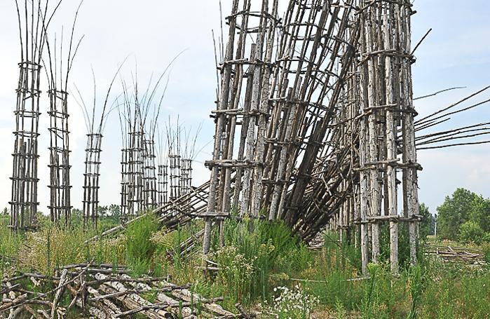 Lodi, la cattedrale vegetale a pezzi