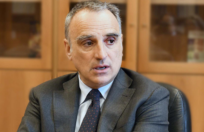 Il prefetto Marcello Cardona