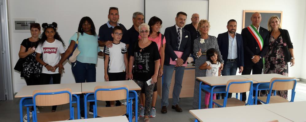 Mediglia, inaugurate le scuole medie a Bettolino