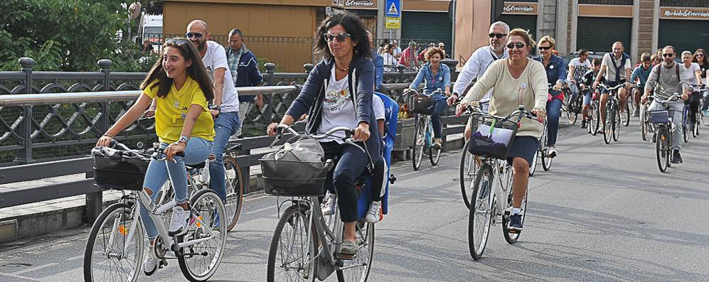 A Sant'Angelo la storia si scopre... su due ruote