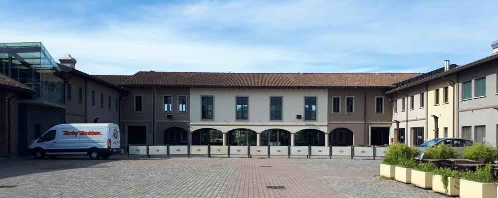 San Martino, un industriale acquista la Pergola