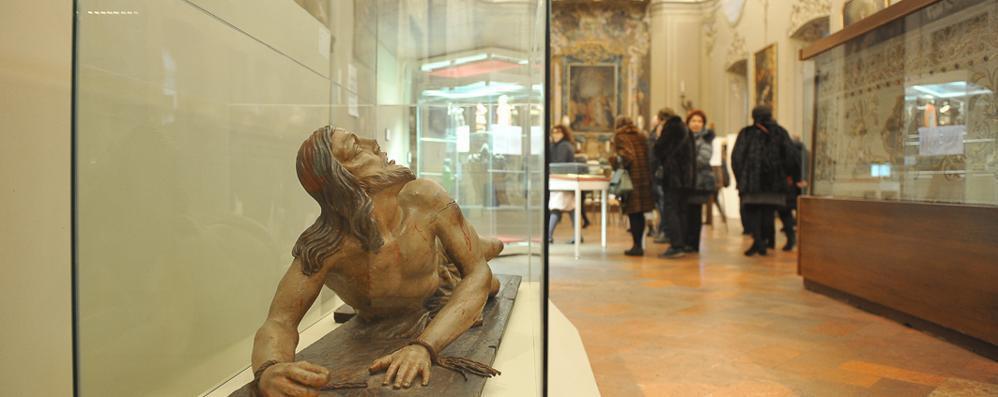 Musei aperti per San Bassiano: buona la prima