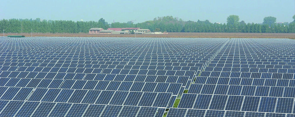 Fotovoltaico nei campi: la Provincia fissa i paletti per gli impianti