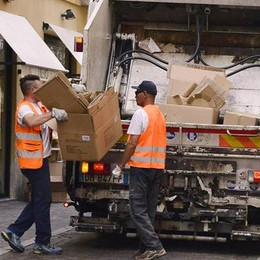 Raccolta rifiuti, in provincia costi da 23 a 168 euro per abitante
