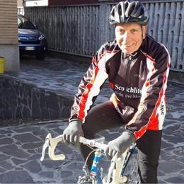 Melegnano, l'elisir dell'85enne Rampoldi: «È la bicicletta la mia medicina»