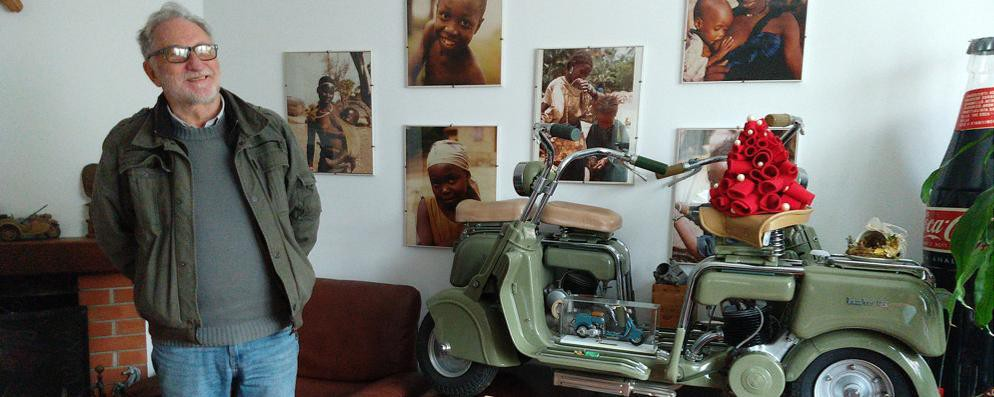 In viaggio un mese in Lambretta, alla scoperta dei segreti del Vietnam