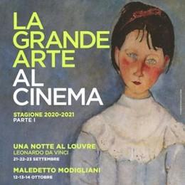 """Con Modigliani torna la """"grande arte"""" sullo schermo"""