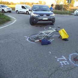 ZELO Travolto in bici sulla Paullese: grave un 71enne
