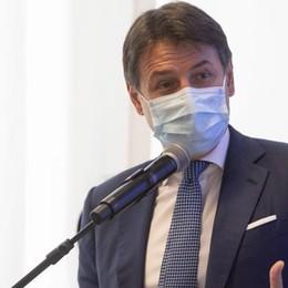 Covid, Conte parla stasera in Tv DIRETTA VIDEO