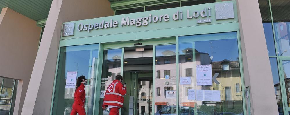 L'ospedale Maggiore di Lodi tornerà ad accogliere i positivi